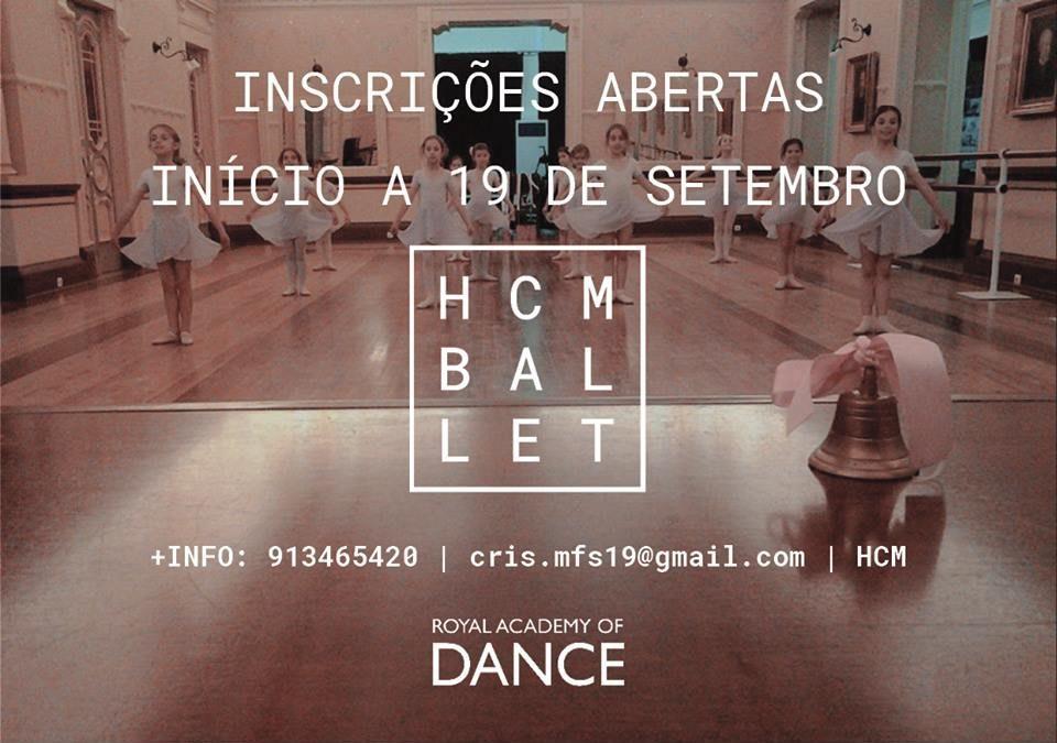 Escola de ballet HCM