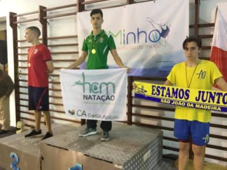 Eduardo Fernandes conquista mais 4 pódios nacionais!