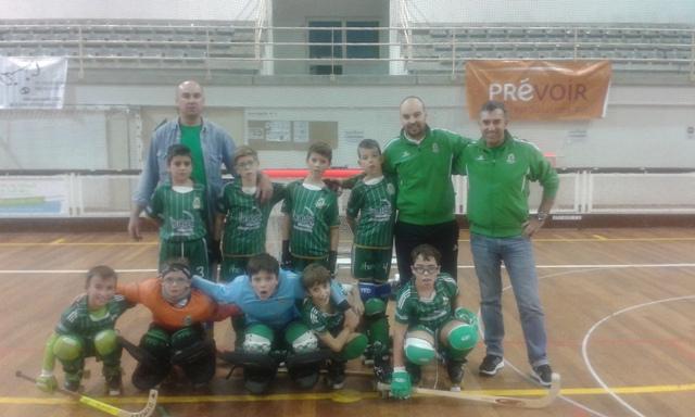 """sub11 – HC MEALHADA """"A"""" – FC BOM SUCESSO"""