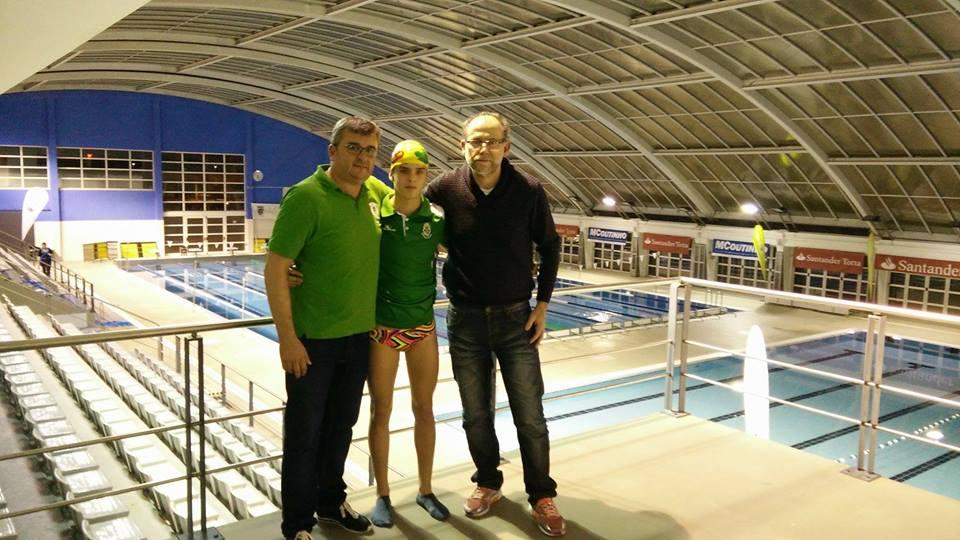 Eduardo Gomes Fernandes apoiado por Ribswim Swimming