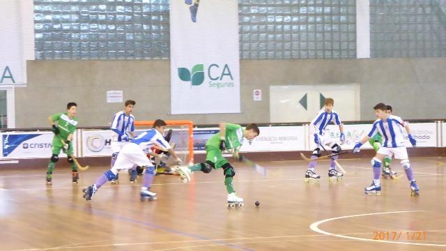 sub15 – HCM-1×5- FC Oliveira do Hospital: Um sonho que ficou por cumprir!