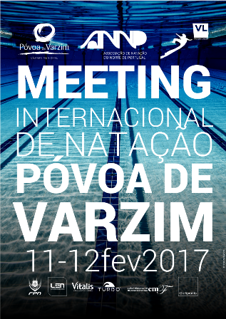 Natação do HCM vai estar presente no Meeting Internacional da Póvoa do Varzim
