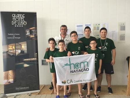 Equipa Cadetes do HCM/CCA conquista 7 pódios e Eduardo Gabriel Vieira vence IIº Torregri