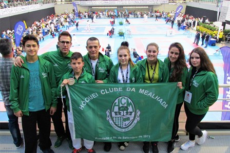 Karate do HCM vai estar presente no Open da Maia, no próximo dia 8 de Abril