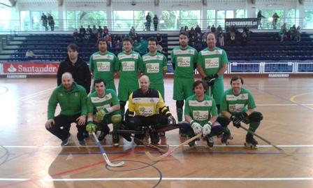 Veteranos do HCM participam,  entre hoje e domingo, na II Copa da Europa de Veteranos