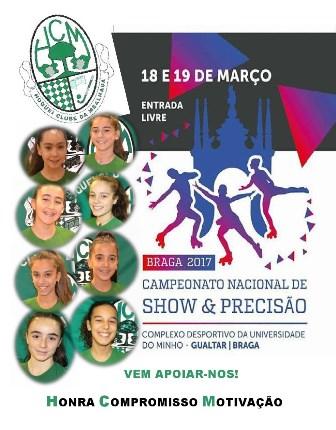 HCM vai participar no CN de Show e Precisão, que decorrerá no próximo fim-de-semana em Braga