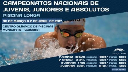 HCM/CCA vai participar nos Campeonatos Nacionais de Piscina Longa, que se realizam em Coimbra