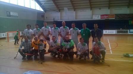 Veteranos do HCM alcançam 2ª posição na Copa da Europa