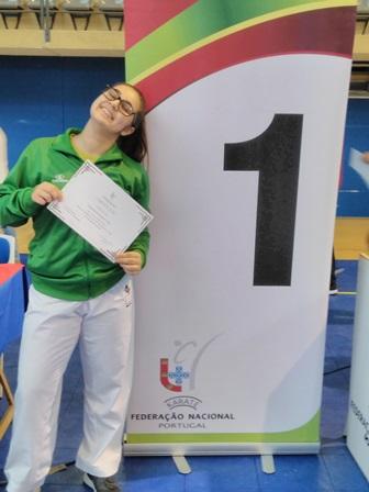 Gabriela Dias vence 4ª Jornada da Liga Olimpica