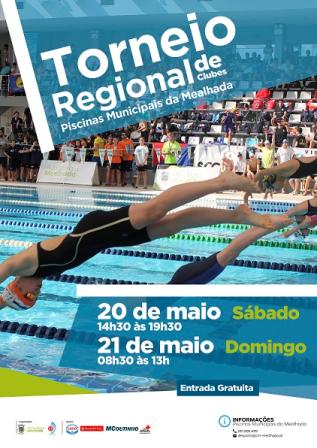 HCM/CCA vai estar presente no Torneio Regional de Clubes que se realiza nas Pisc. Mun. Mealhada