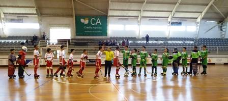 sub15 do HCM conquistam o 3º lugar na Taça de Aveiro/Coimbra