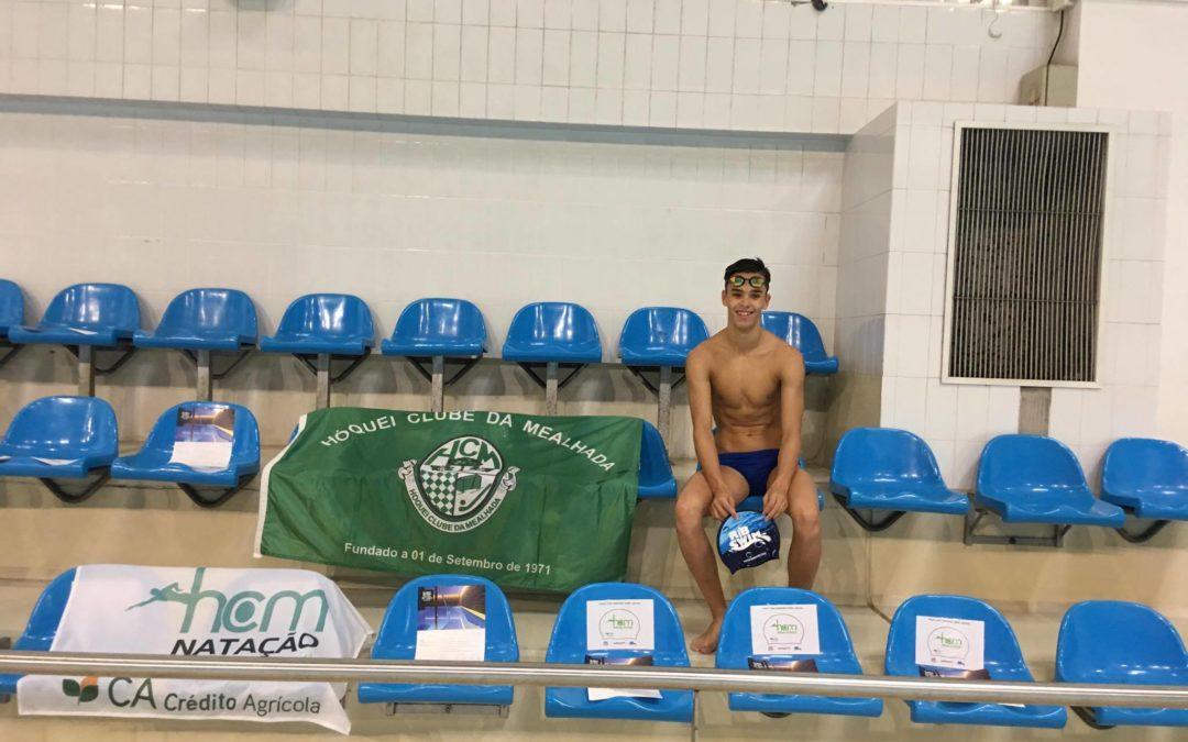 Eduardo Fernandes do HCM/CCA vai participar nos Campeonatos Absolutos de Portugal