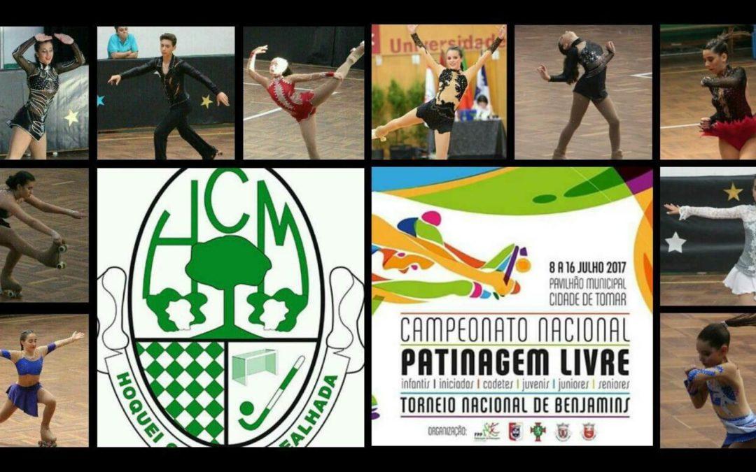 HCM vai estar presente no Campeonato Nacional de Patinagem Livre