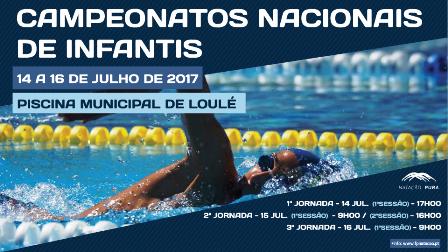 HCM/CCA presente no Campeonato Nacional de Piscina Longa
