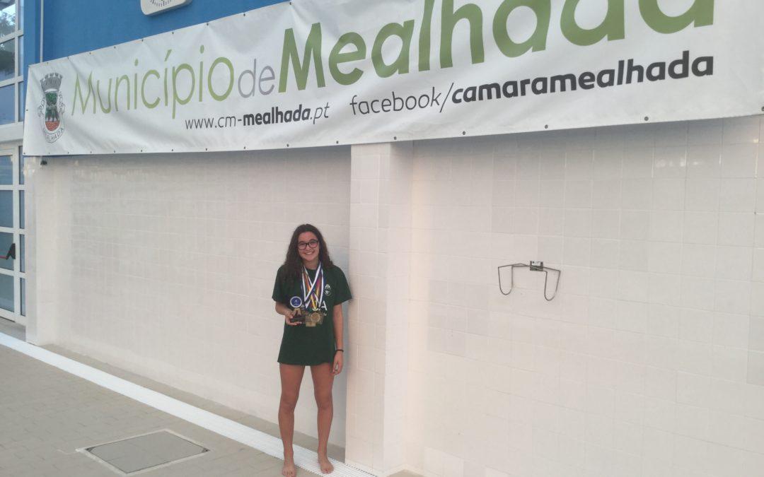 Beatriz Ferreira Gaspar do HCM/CCA, convocada para a Seleção Nacional Pré-Júnior