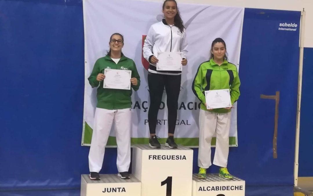 Gabriela Dias alcança 2º lugar na 1ª Jornada da LOK