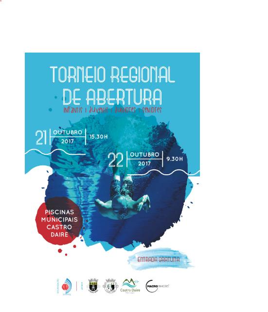 Natação do HCM/CCA vai estar presente no TR de Abertura com 13 atletas