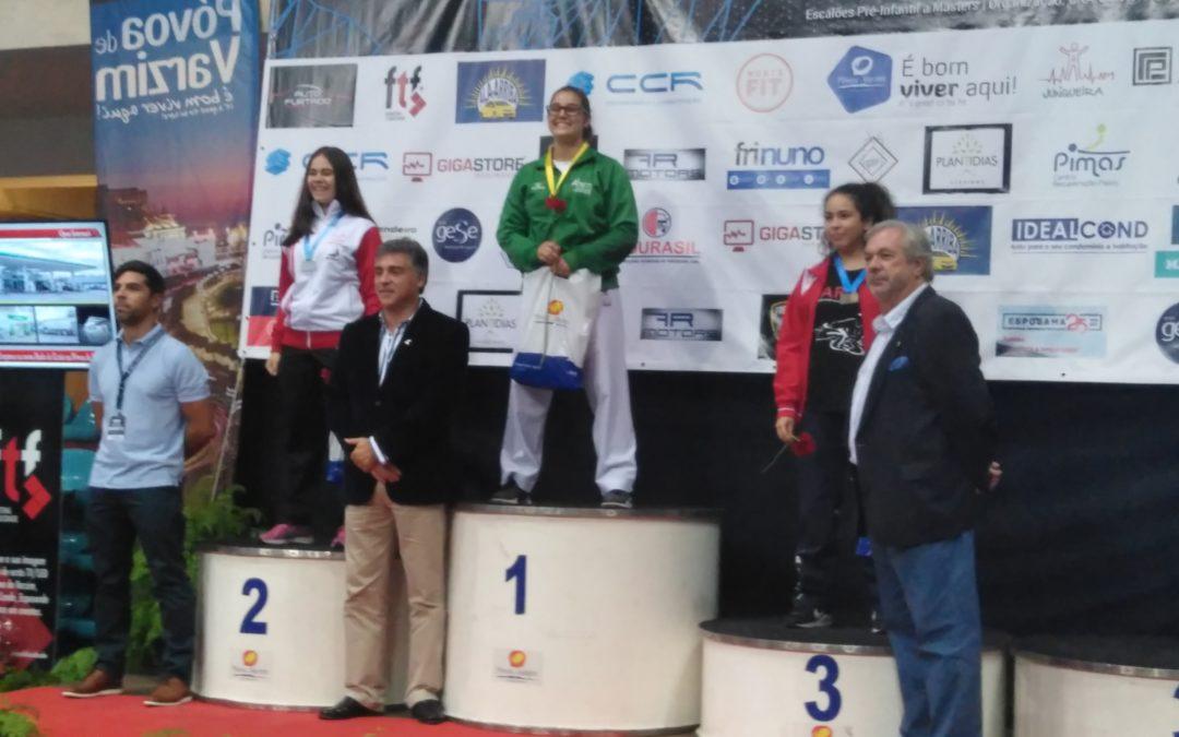 Karaté do HCM conquista 2 medalhas no Open Internacional da Póvoa de Varzim!