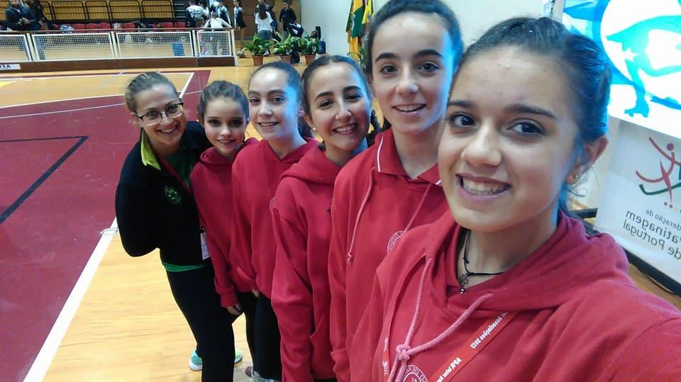 Atletas da Patinagem Artística do HCM representaram a AP Aveiro no Torneio Inter-Associações
