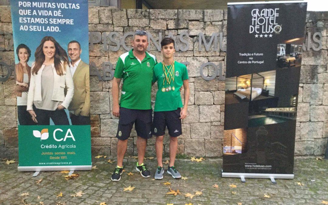 Treinador José Eduardo convidado pela FPN para a Seleção Nacional Pré-Junior
