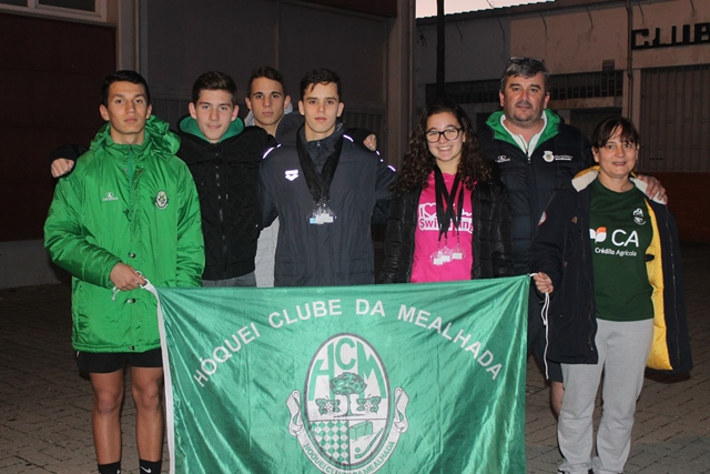 Natação do HCM/CCA brilha em Bragança, ao conquistar 8 pódios Nacionais e 3 Melhores Marcas Nacionais do Ano