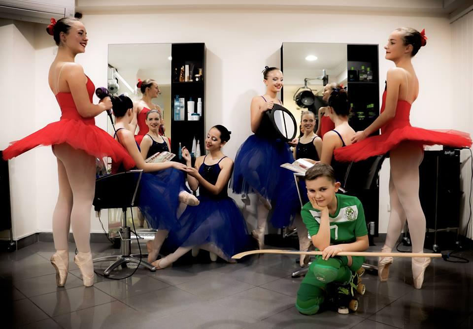 Ballet do HCM apresentou o Calendário de 2018