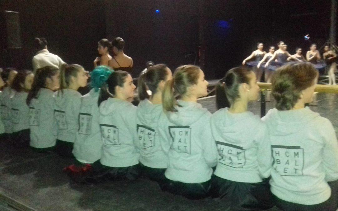 Ballet do HCM participou em Mostra de Dança no Teatro Aveirense