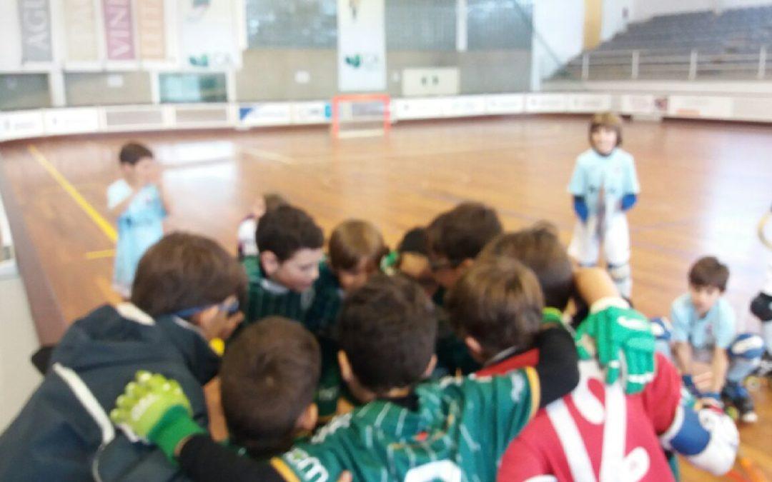 "Sub11 ""A""-  HCM x FC Oliveira do Hospital"