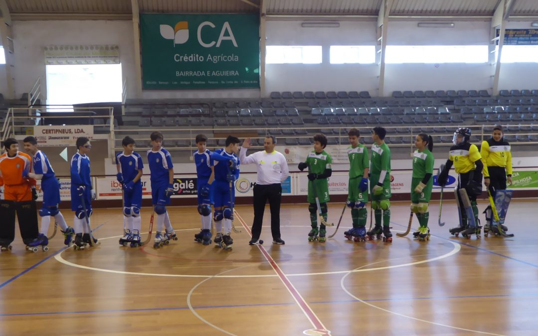 Sub15 -HCM – 4 x 0 – FC Bom Sucesso