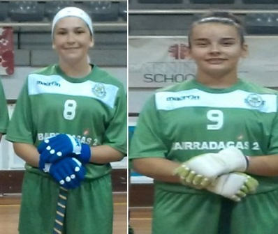 Atletas sub15 do HCM convocadas para a selecção da AP Aveiro
