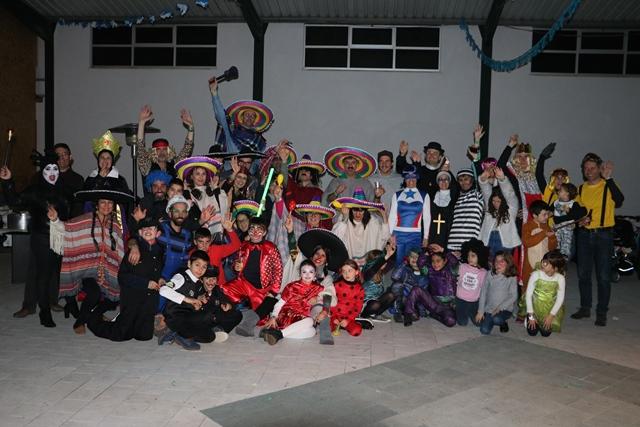 HCM festejou o Carnaval com baile de máscaras