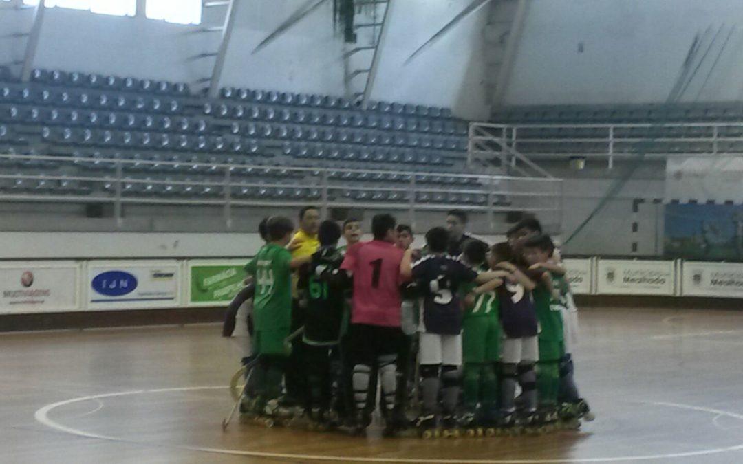Sub13 – HCM – 3 x 4 – FC Oliveira do Hospital
