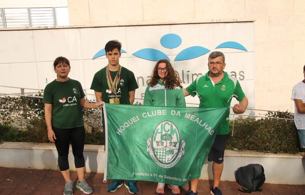 Atletas do HCM/CCA alcançaram resultados de topo nos Campeonatos Nacionais realizados no Funchal