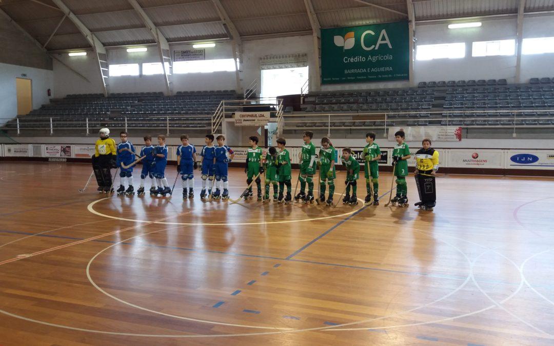 """Sub11 """"A"""" – HCM x FC Bom Sucesso """"A"""""""