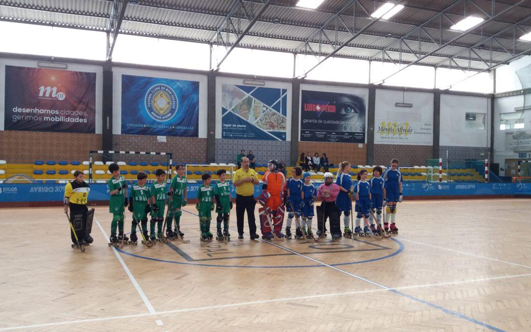 "Sub11 ""A"" – FC Bom Sucesso ""B"" x HCM"