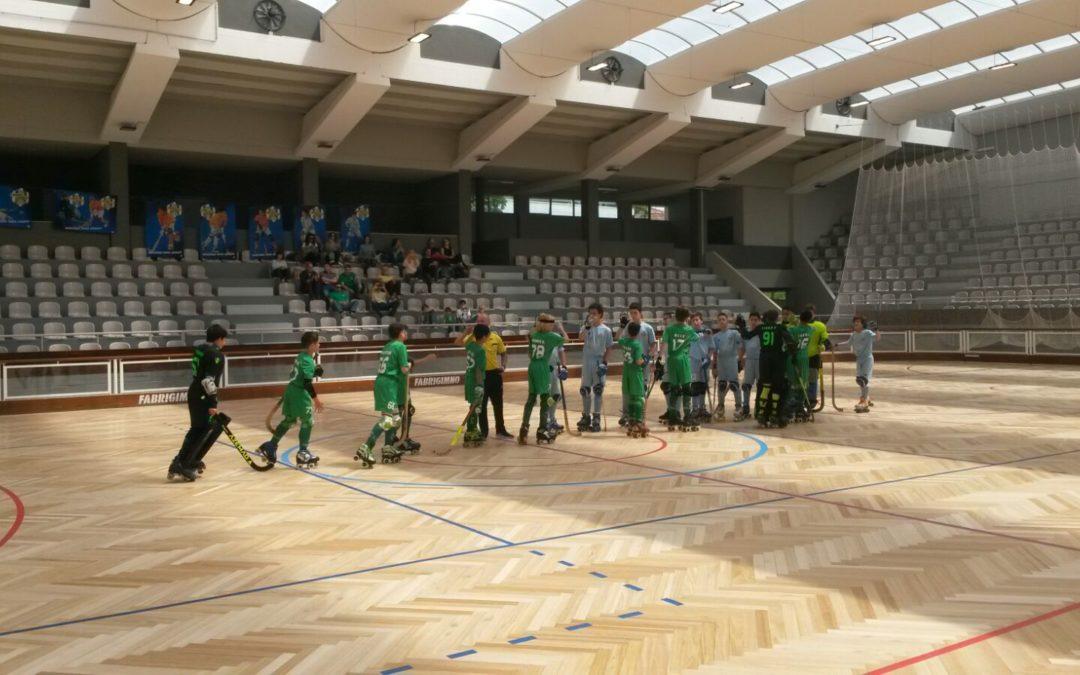 Sub13 – FC Porto- 2×1 – HCM