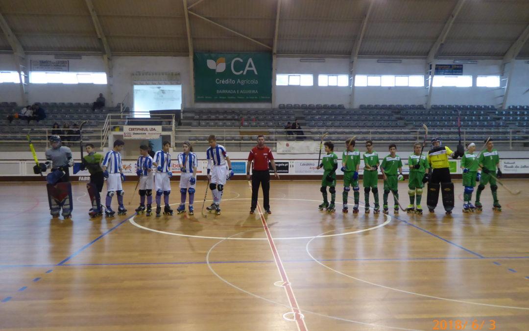 Sub15 – HCM -3 x 2- FC Oliveira do Hospital
