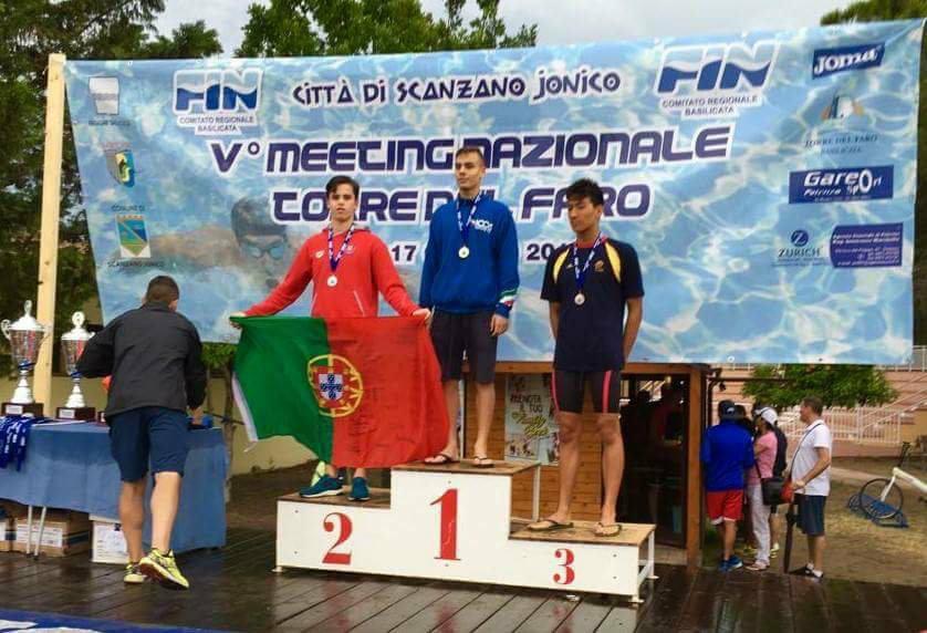 Eduardo Gomes Fernandes do HCM/CA alcança resultado de excelência em representação de Portugal