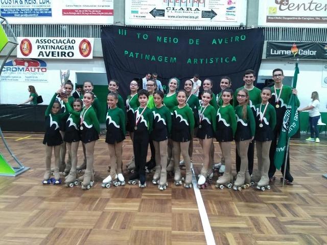 HCM é Vice-Campeão do III Torneio de Aveiro