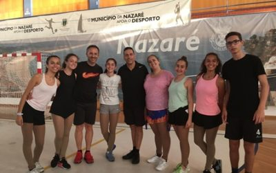 Atletas do HCM participam na MaterClass Experience 2018