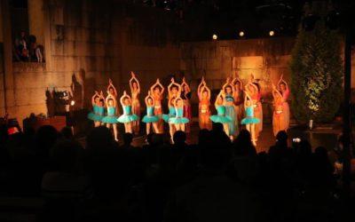 """Academia de Dança do HCM """"mostrou"""" o espetáculo Aladino no Luso"""