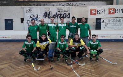 Sub17 realizaram jogo-treino com ACR Santa Cita
