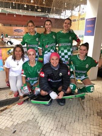 """Equipa Veterana Feminina do HCM fez a sua """"estreia"""""""