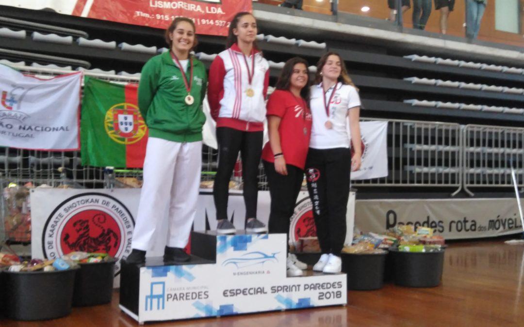 Karaté do HCM competiu no Torneio das Vindimas em Lordelo (Paredes)