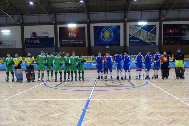 Sub17 – FC Bom Sucesso-1×7-HC Mealhada