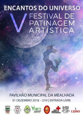 HC Mealhada organiza o V Festival Patinagem Artística mo próximo dia 1 de Dezembro