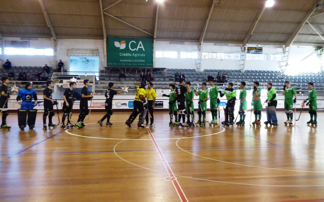 Sub17: HC Mealhada-2×2-AA Coimbra