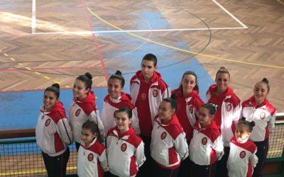 Atletas do HCM participam no Inter-Associações pela AP Aveiro