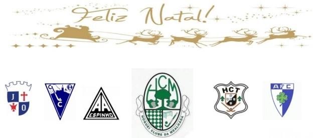 CH Carvalhos, AA Espinho, Anadia FC, HC Turquel e J. Ouriense são os convidados do Torneio de Natal HCM – confira o calendário de jogos