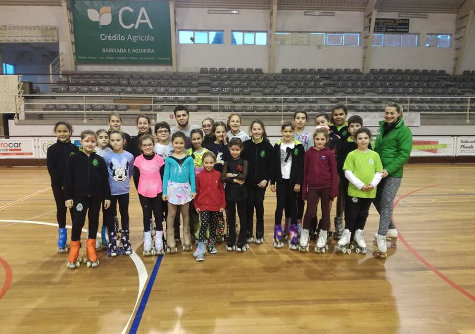 Patinagem Artística do HCM organiza Estágio Interno
